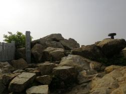 筑波山山頂 (2)