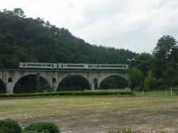 めがね橋(遠野)