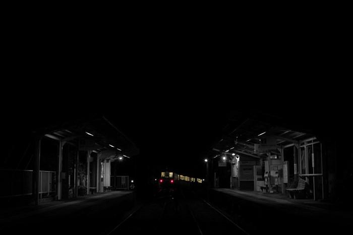 14-08-17 静寂を残して 大平台駅