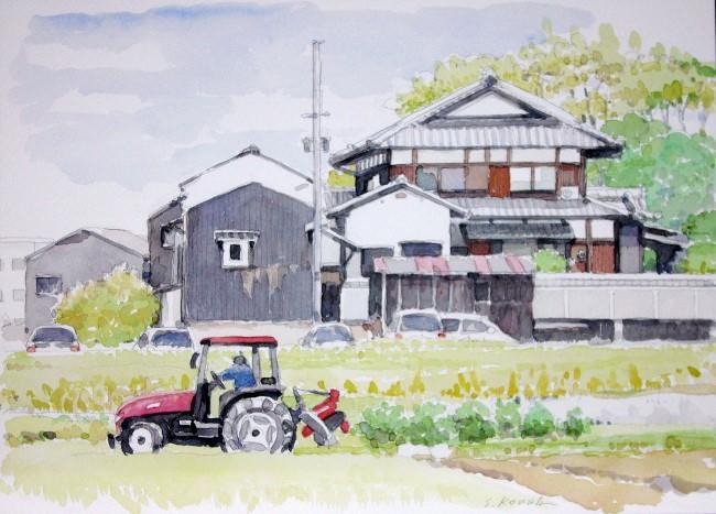 久御山の農家 (650x467)