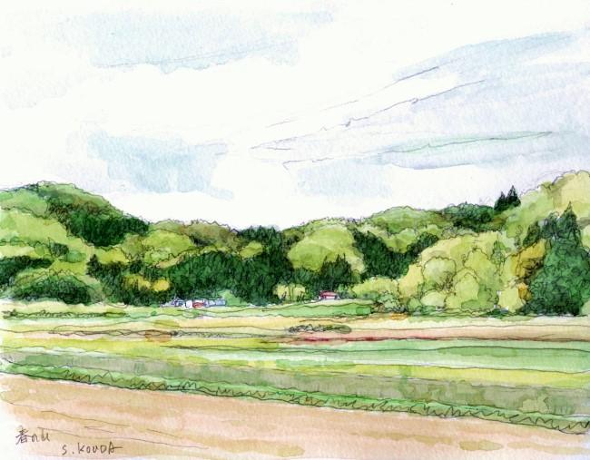 春の里山 (650x507)