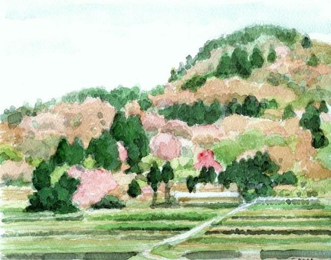 春の山能勢 (650x511)