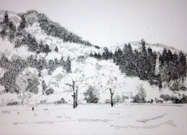 猪名川の里山 グリサイユ (650x471)