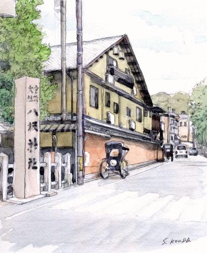 八坂の裏通り (409x500)