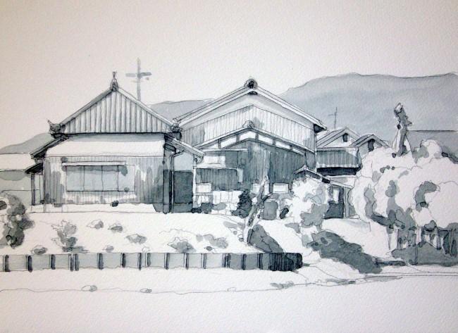 久御山の農家 グリサイユ (650x473)