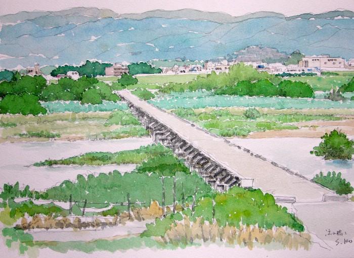 流れ橋1 (700x511)