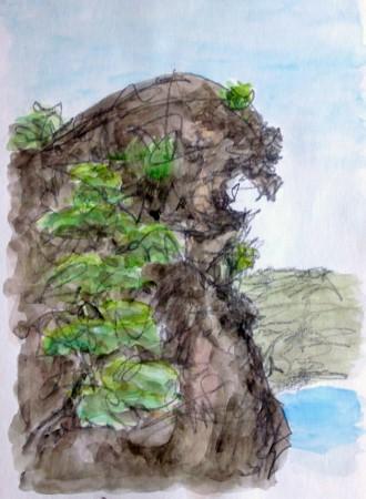 獅子岩 (330x450)