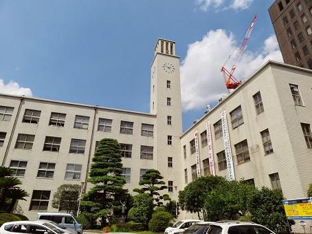 川崎市役所2