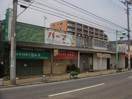 松原団地駅周辺04