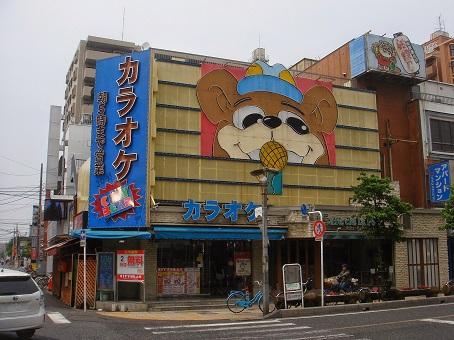 松原団地駅周辺07