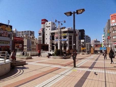 松戸駅周辺01