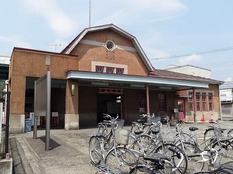 西桐生駅1