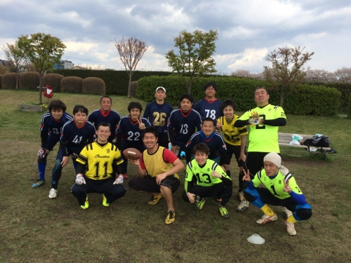 20140406浅草と合同練習