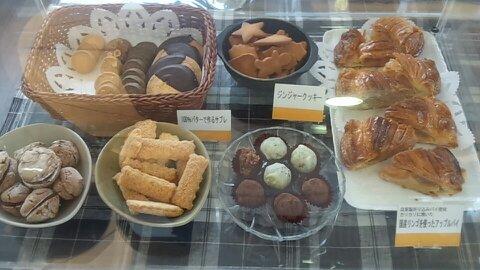 シナモニ焼き菓子
