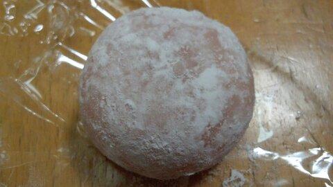 葱蛸桜大福①