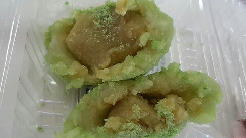 丹波屋うぐいす餅②