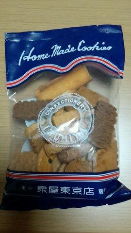 泉屋クッキー