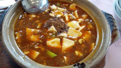 菜根香麻婆豆腐