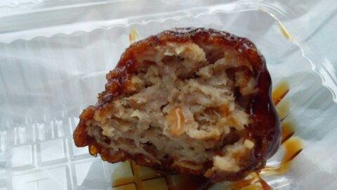 米沢牛肉団子②