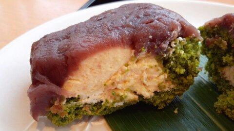 藤野おはぎケーキ②