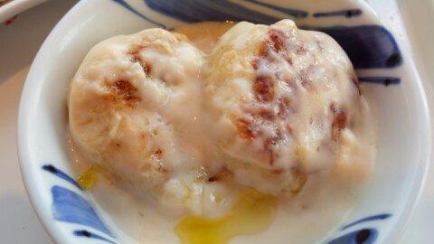 藤野豆腐ハンバーグ①