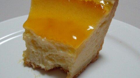 ソルシエチーズケーキ③