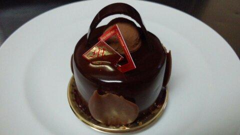 オオマエチョコケーキ①