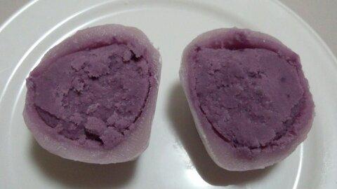 紫芋大福②