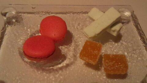 コムシコムサ菓子