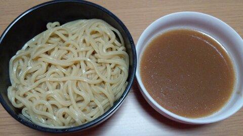 セブイレつけ麺