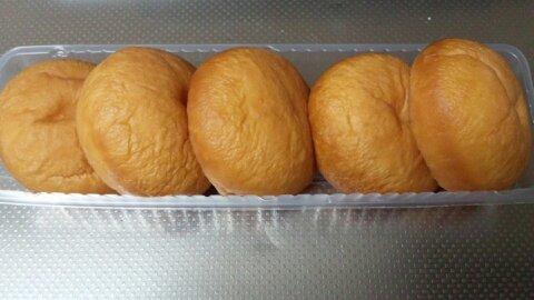 薄皮クリームドーナツ②