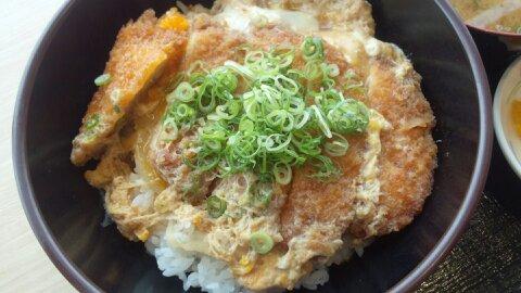 大津SAチキンカツ丼