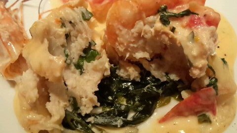 泉魚料理②
