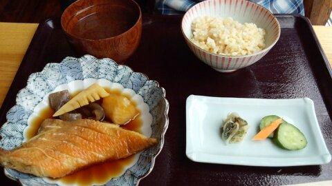 カンナお魚ランチ