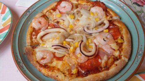 ルイママ2014ピザ