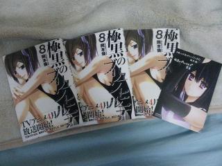 極黒のブリュンヒルデ コミックス8巻