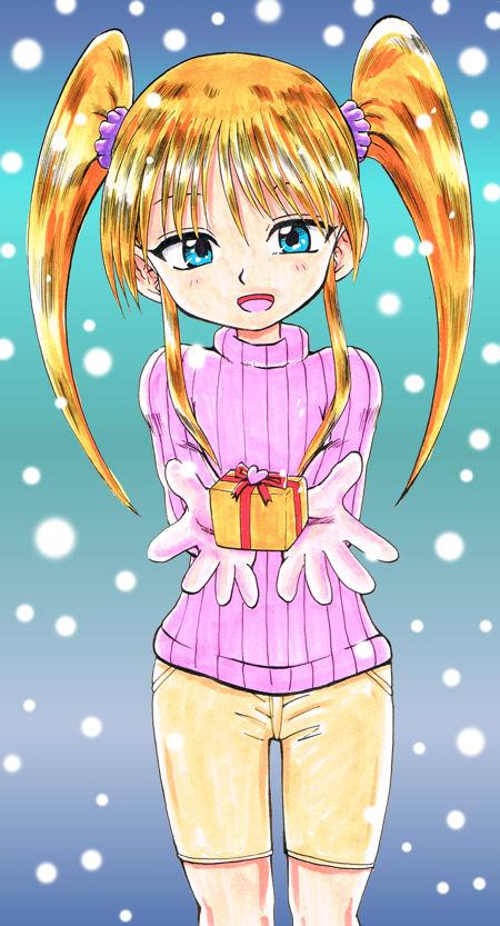 綺羅バレンタイン220140211雪ブログ
