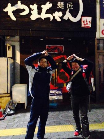 2014 下仁田駅伝②