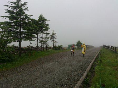 美ヶ原山本小屋①