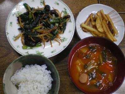 20140306夕食