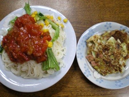 6・3食事1