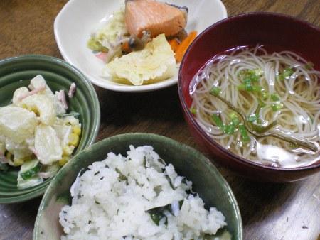 6・4食事