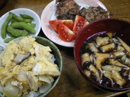 20140627の食事1