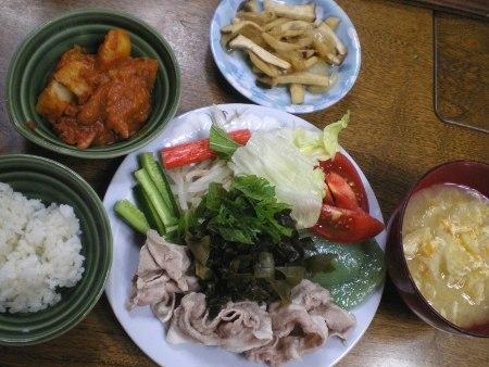 20140702の食事1