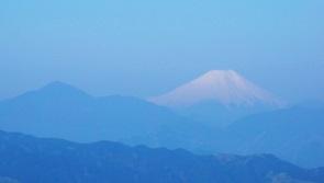 2014年4月の高尾山