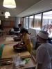2014年7月6日 ユーカリの里 慰問 手打ち蕎麦体験会