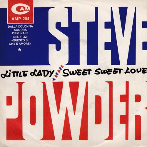Steve Powder / Questo Si Che e Amore