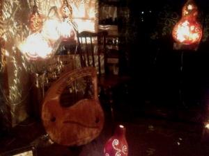 ひょうたんランプ2