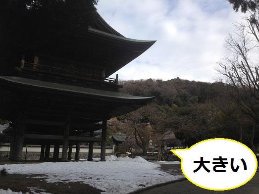 円覚寺散策終了