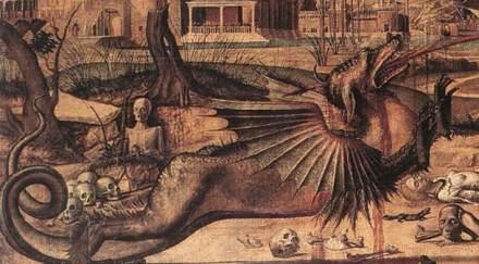 carpaccio - dragon